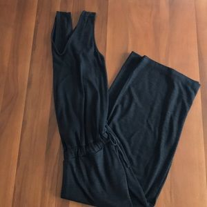 Gap Maternity Black Jumpsuit Size Small
